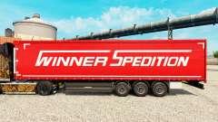 Скин Winner Spedition на полуприцепы