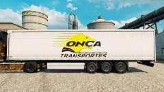 Скин Onca Transportes на полуприцепы