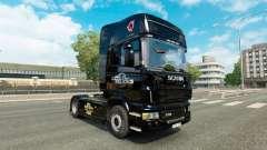 Скин Euro Truck Simulator на тягач Scania