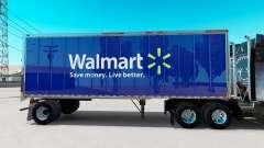 Скин Walmart на малый полуприцеп