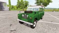 Land Rover Series IIa Station Wagon 1965 v2.0