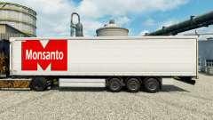 Скин Monsanto Roundup на полуприцепы