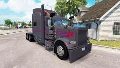 Скин Koliha Trucking на тягач Peterbilt 389