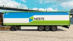 Скин Neste на полуприцепы