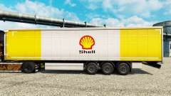 Скин Royal Dutch Shell на полуприцепы