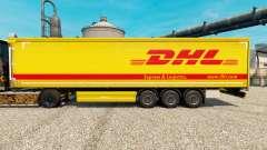 Скин DHL v4 на полуприцепы