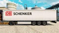 Скин Schenker на полуприцепы