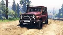 УАЗ-315195 турбо дизель v2.0
