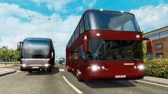 Сборник автобусов для трафика