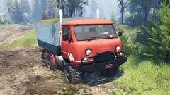 УАЗ-33036 6x6 v4.0