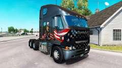 Скин Uncle Sam на тягач Freightliner Argosy