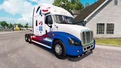 Скин A.T.A на тягач Freightliner Cascadia