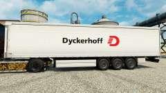 Скин Dyckerhoff на полуприцепы