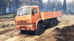 КамАЗ-6522 v9.0