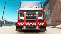 Бампер Heavy Duty для Mack MH Ultra-Liner