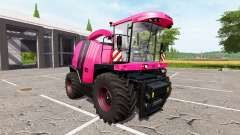Krone BiG X 1100 pink