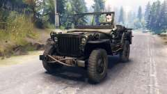 Jeep Willys MB 1942