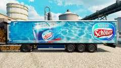 Скин Nestle Scholler на полуприцепы