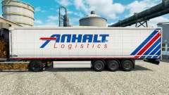 Скин Anhalt Logistics GmbH на полуприцепы