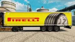 Скин Pirelli на полуприцепы