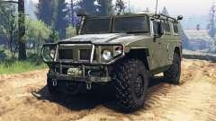 ГАЗ-2330 Тигр v2.0