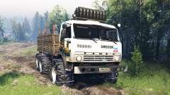 КамАЗ-43114 v5.0