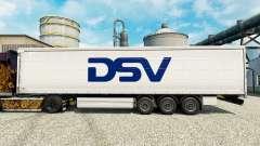 Скин DSV на полуприцепы