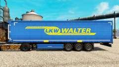 Скин LKW WALTER на полуприцепы
