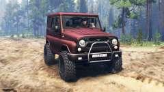 УАЗ-315195 турбо дизель