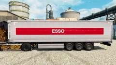Скин Esso на полуприцепы