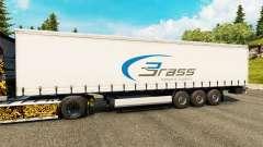 Скин Brass Transport Logistics на полуприцепы