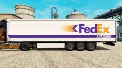 Скин FedEx на полуприцепы