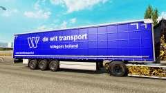 Скин De Wit Transport на полуприцепы