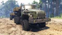 Урал-4320-10 10x10