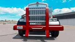 Бампер Heavy Duty для Kenworth W900