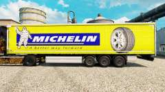 Скин Michelin Latitude на полуприцепы