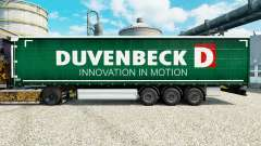 Скин Duvenbeck на полуприцепы