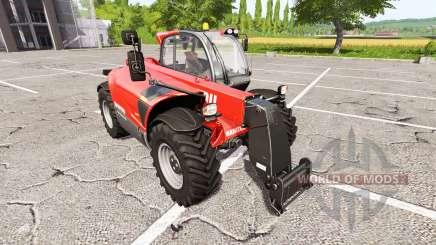Manitou MLT 840 для Farming Simulator 2017