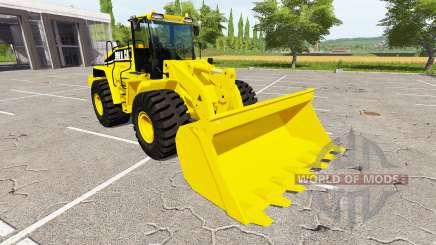 Caterpillar 980H для Farming Simulator 2017