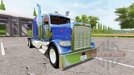 Peterbilt 379 для Farming Simulator 2017