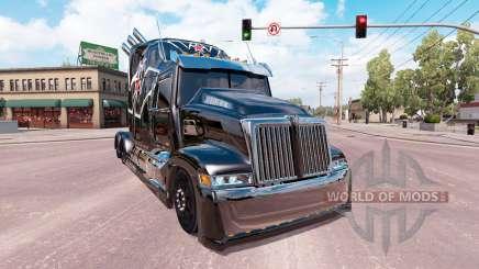 Wester Star 5700 [Optimus Prime] для American Truck Simulator