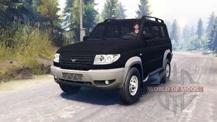 УАЗ-3163 Патриот для Spin Tires