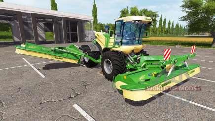 Krone BiG X 500 v2.2 для Farming Simulator 2017