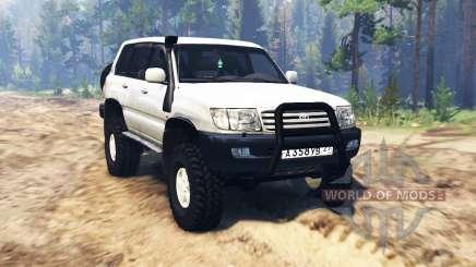 Toyota Land Cruiser [pack] для Spin Tires