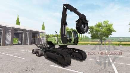 Экскаватор-форвардер для Farming Simulator 2017