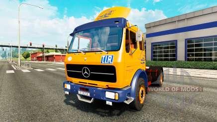 Mercedes-Benz 1632 для Euro Truck Simulator 2