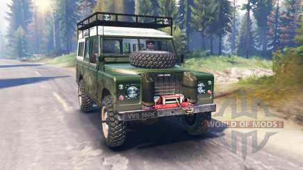 Land Rover Defender Series III v2.0 для Spin Tires
