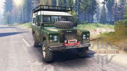 Land Rover Defender Series III v2.0 для Spin Tires
