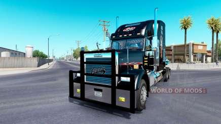 Freightliner Classic XL v2.1 для American Truck Simulator
