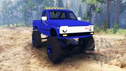 Toyota Hilux 1981 для Spin Tires